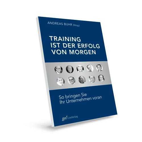 """""""Training ist der Erfolg von Morgen.""""BESTELLEN"""